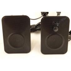 AmazonBasics AC Powered Computer Speakers