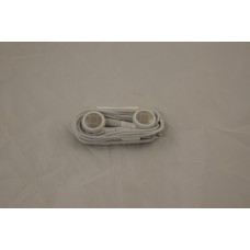 Classic Round-Design Apple Earbuds, 3rd Generation
