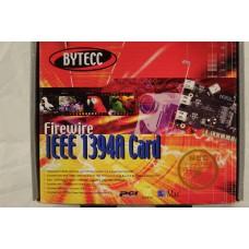 ByteCC Firewire PCI Expansion Card