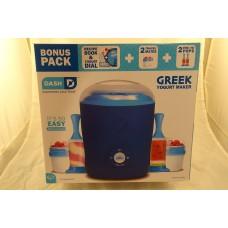 Dash Greek Yogurt Maker (with Bonus Pack)
